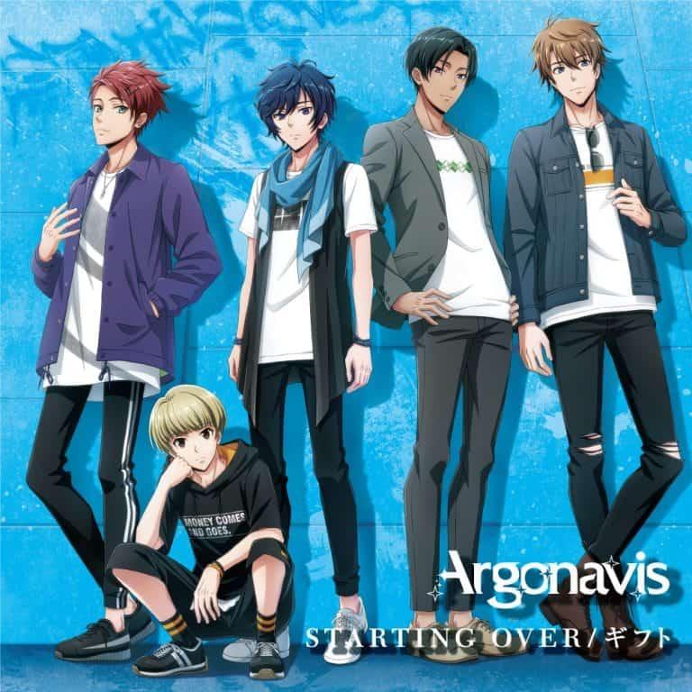 Argonavis from BanG Dream