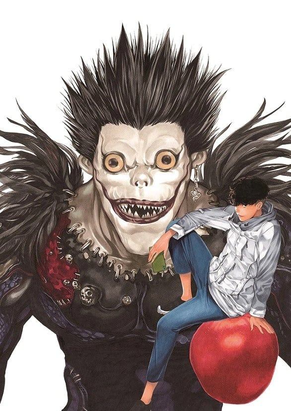 One-Shot manga from Death Note