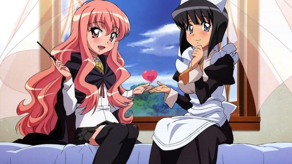 best magic anime