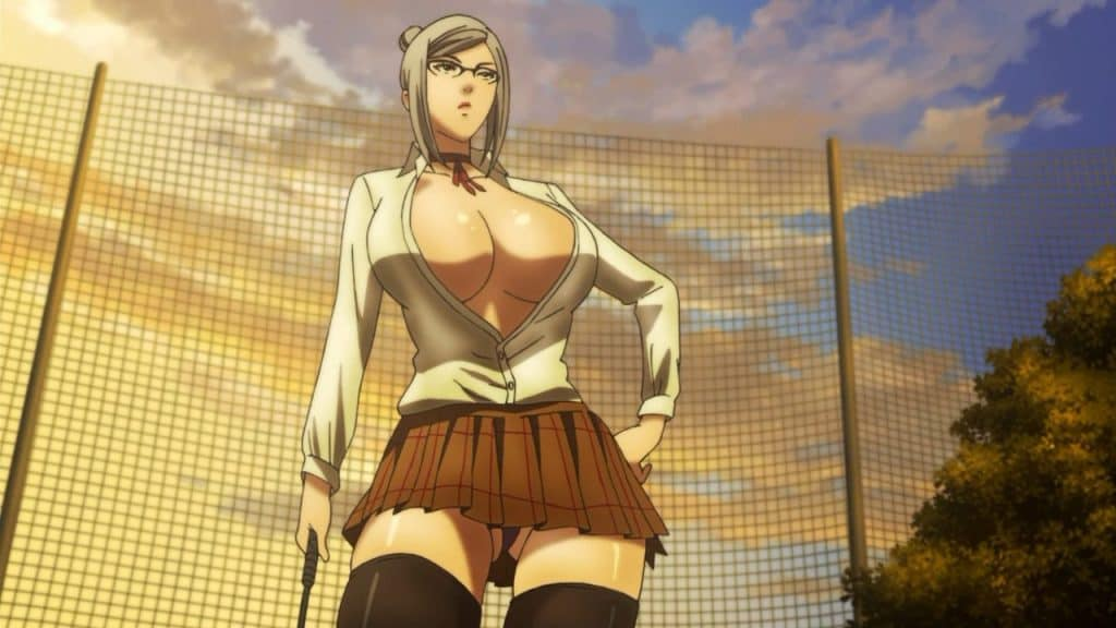 best sexy anime