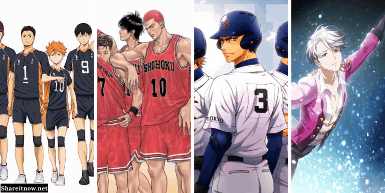 best sports anime.
