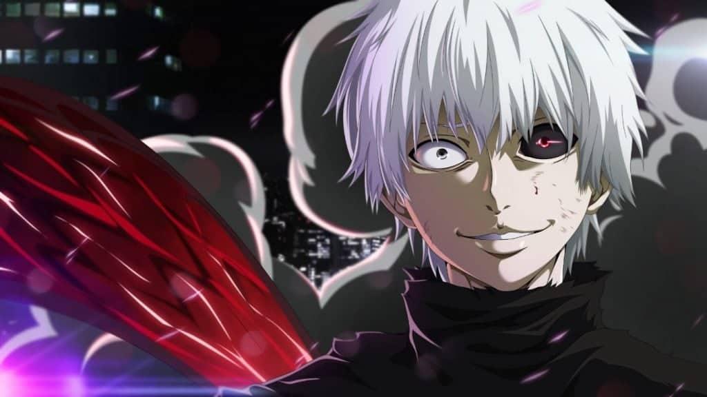 dark fantasy anime