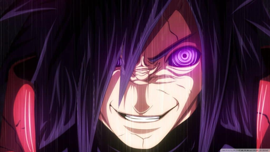 powerful Naruto characters