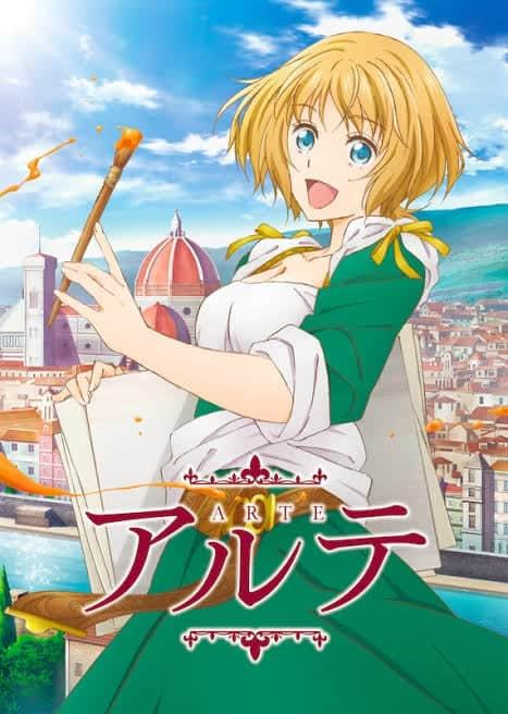Arte Anime Episode 3
