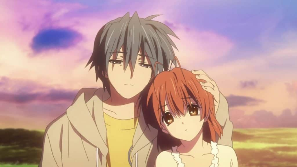 best sad anime