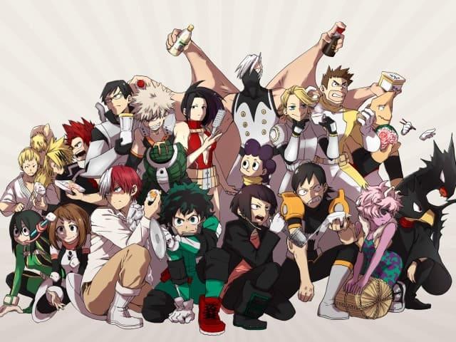 studio Bones anime