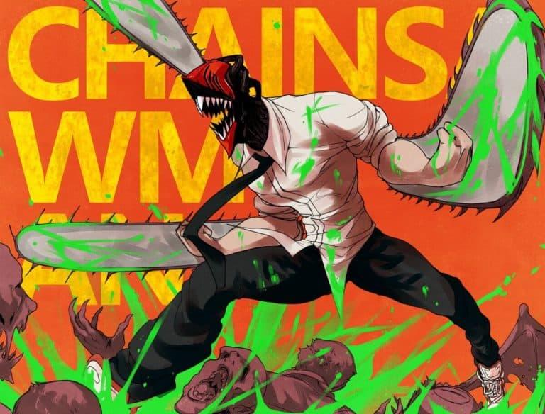 Chainsaw Man 77