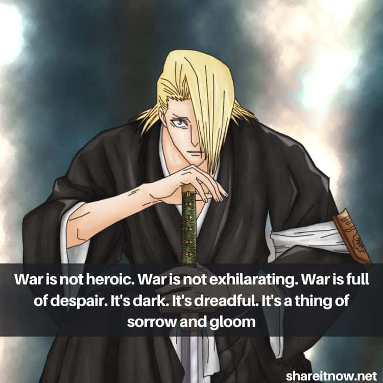 Kira Izuru quotes