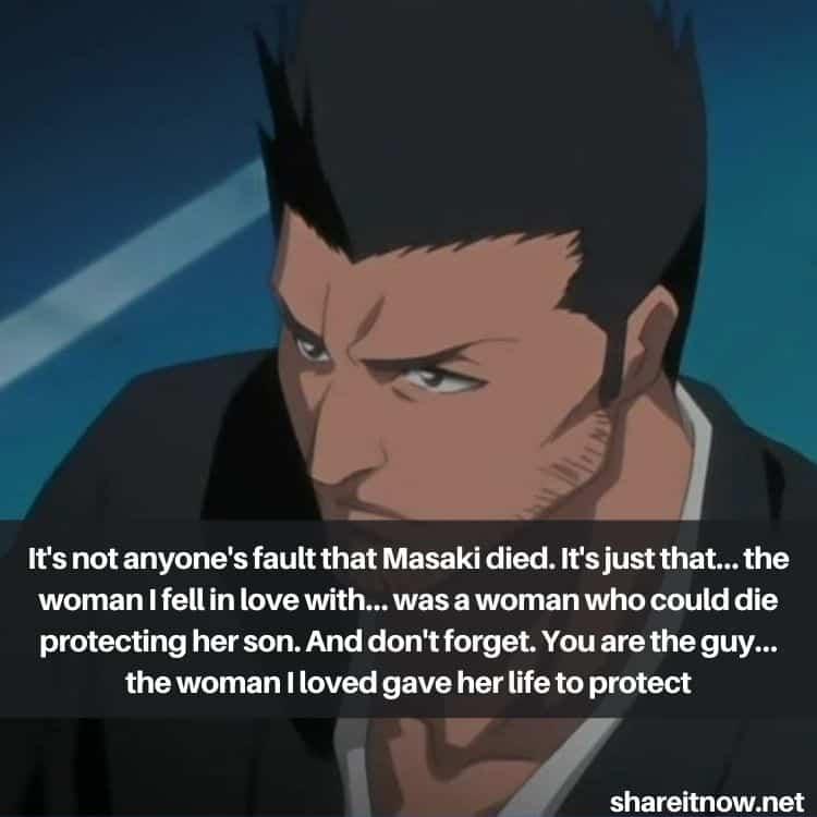 Kurosaki Isshin quotes