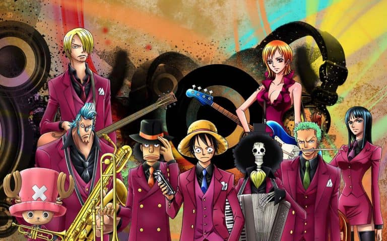 One Piece chapter 995