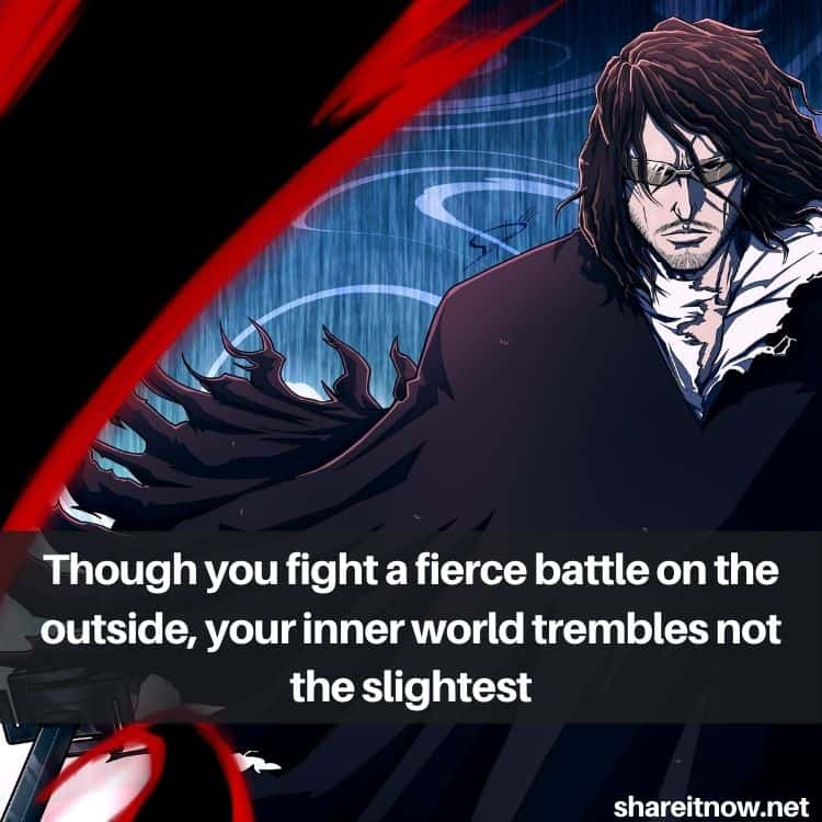 Zangetsu quotes