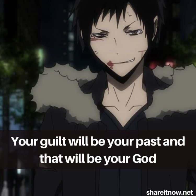 Izaya Orihara quotes