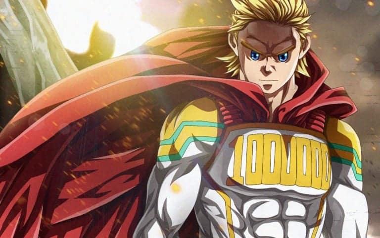 Boku no Hero Academia 293