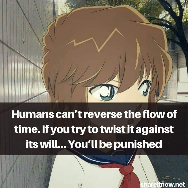 Ai Haibara quotes