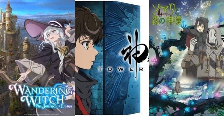 Fantasy Anime of 2020