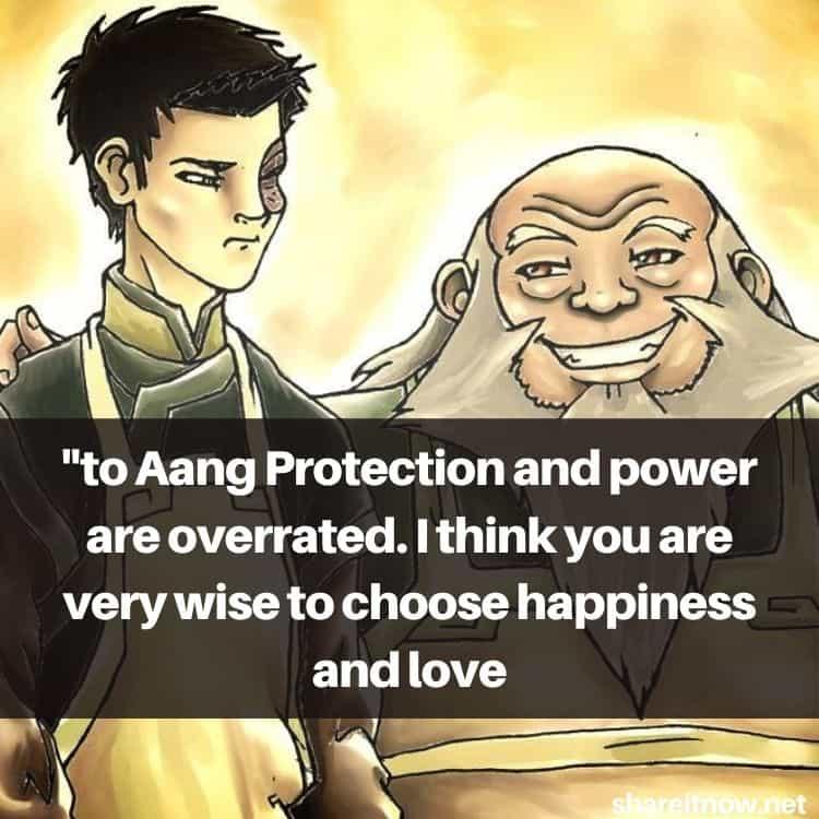 Iroh quotes