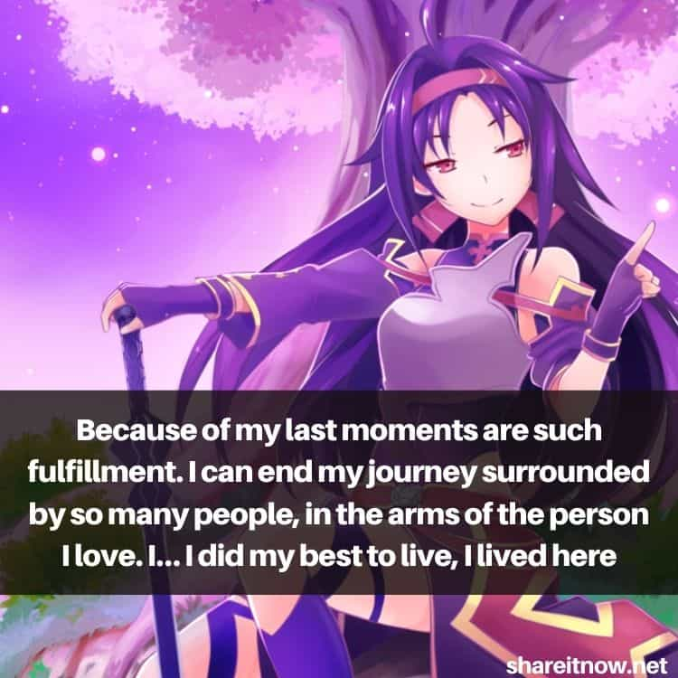 Konno Yuuki quotes
