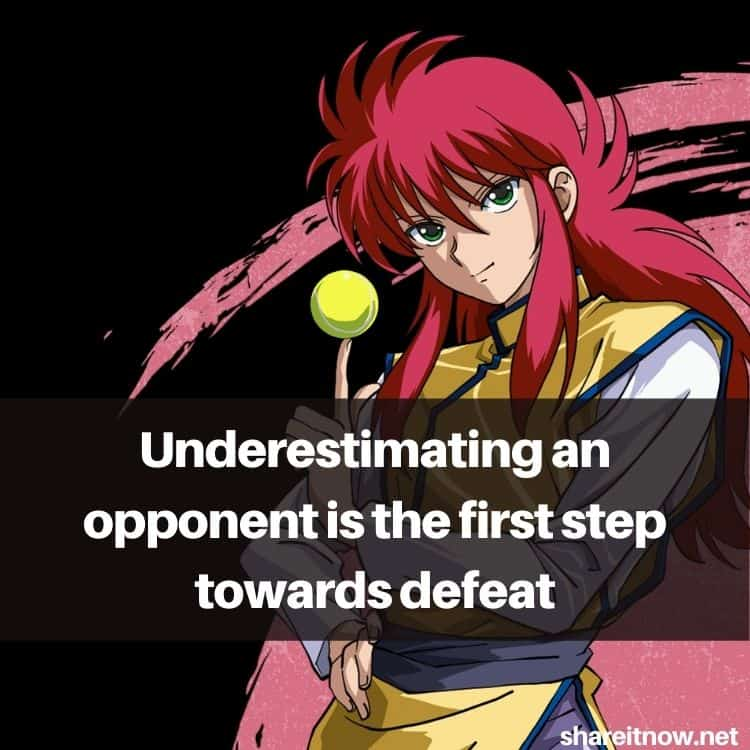 Kurama quotes