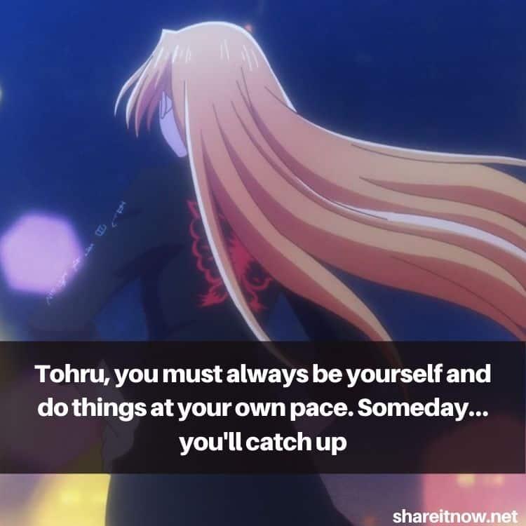 Kyoko Honda quotes