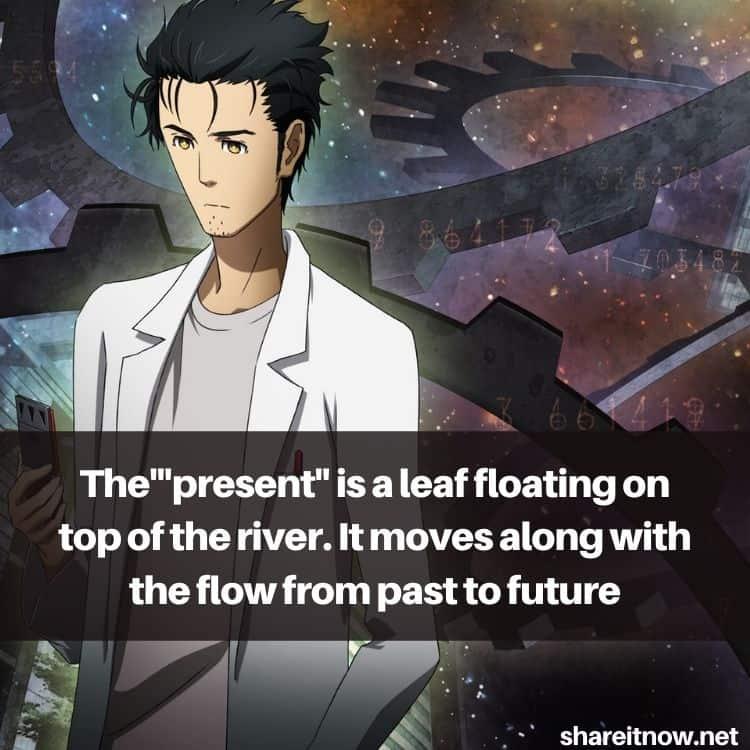 Okabe Rintarou quotes