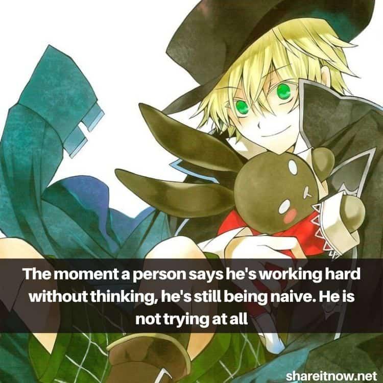 Oz Vessalius quotes