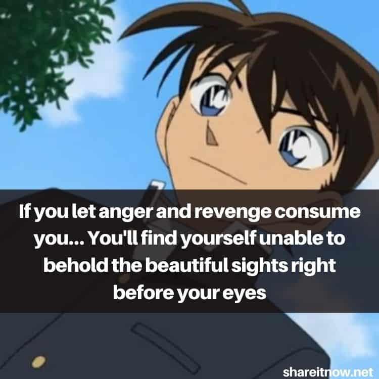 Shinichi Kudou quotes