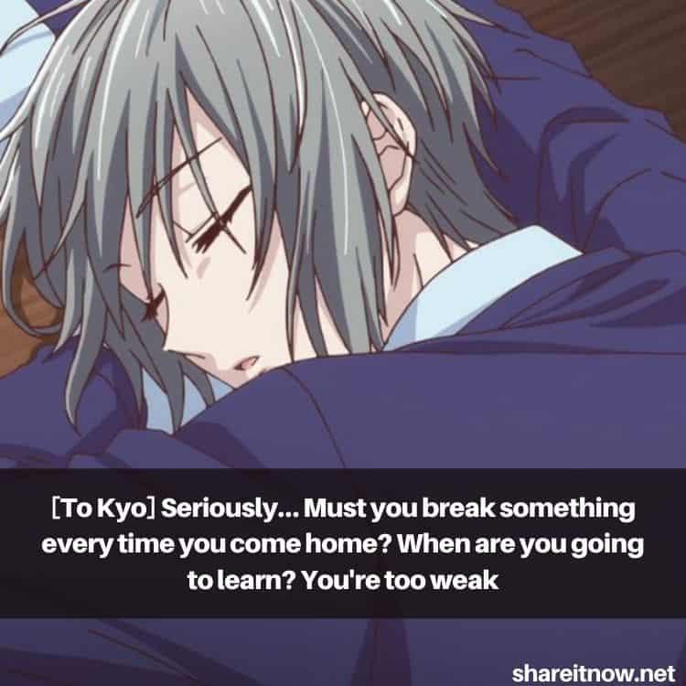Sohma Yuki quotes