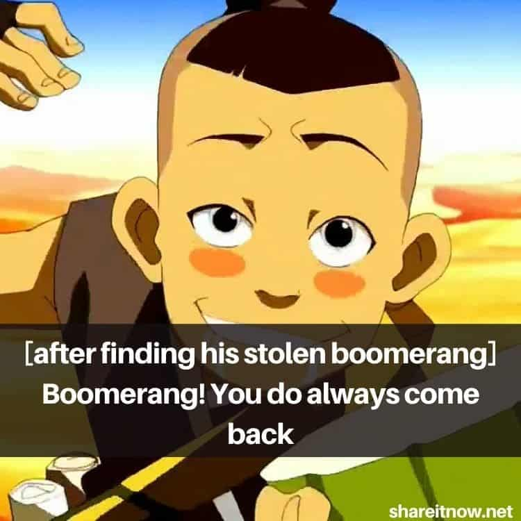 Sokka quotes
