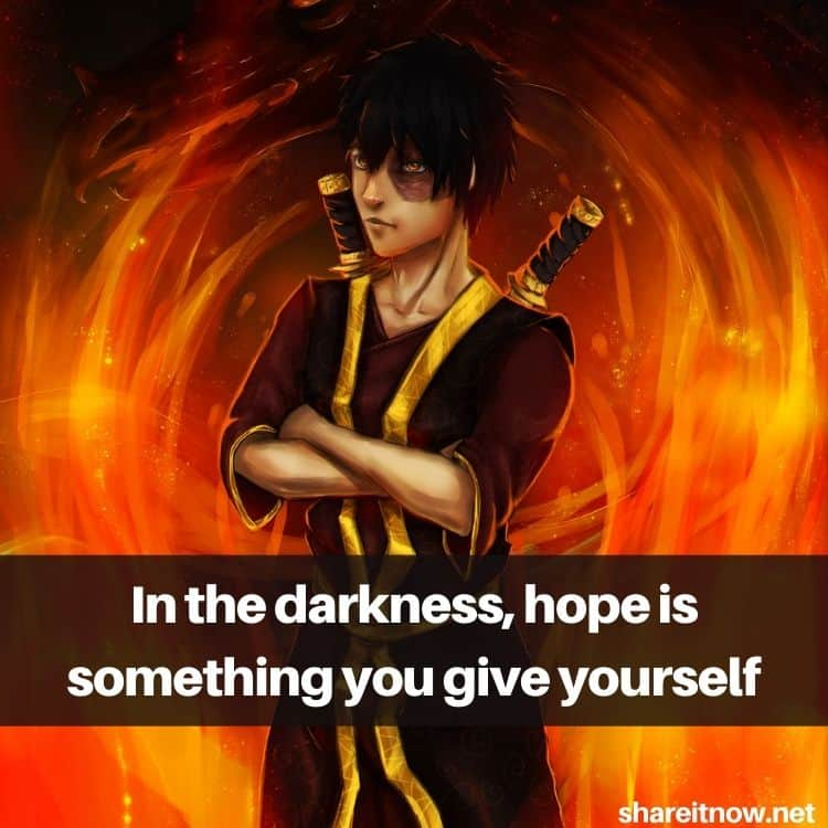 Zuko quotes