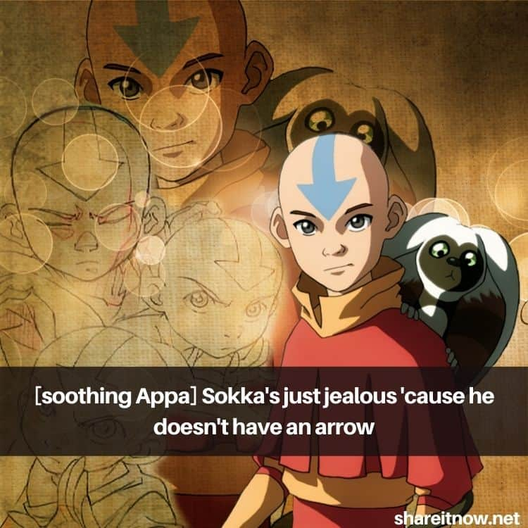 Aang quotes