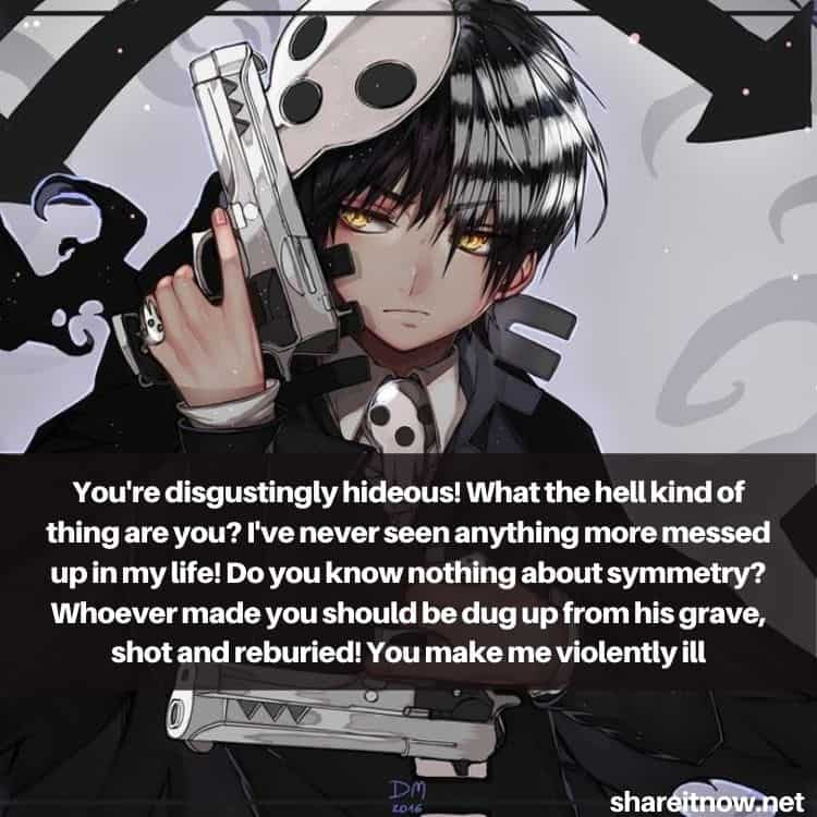 Death the Kid quotes