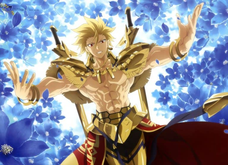 Gilgamesh quotes
