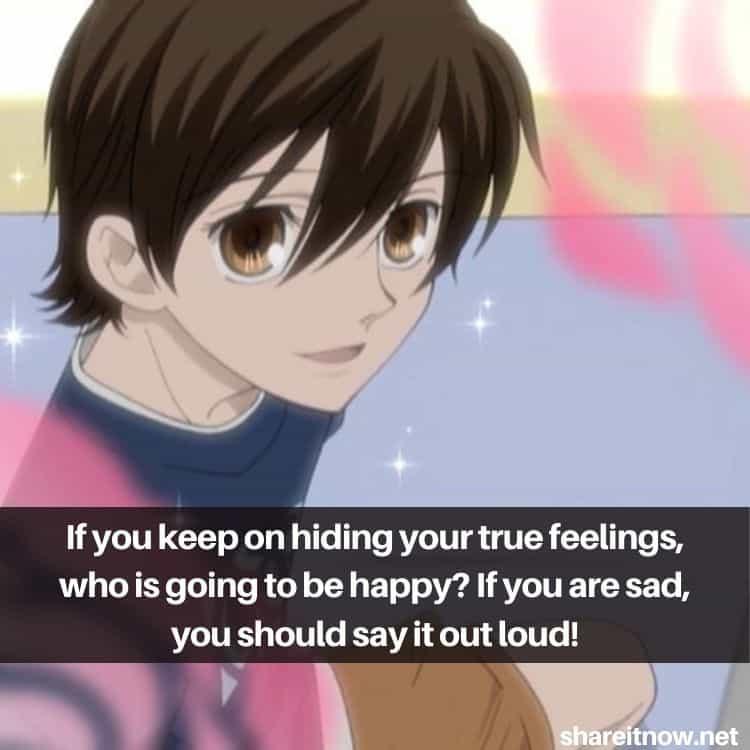 Haruhi Fujioka quotes
