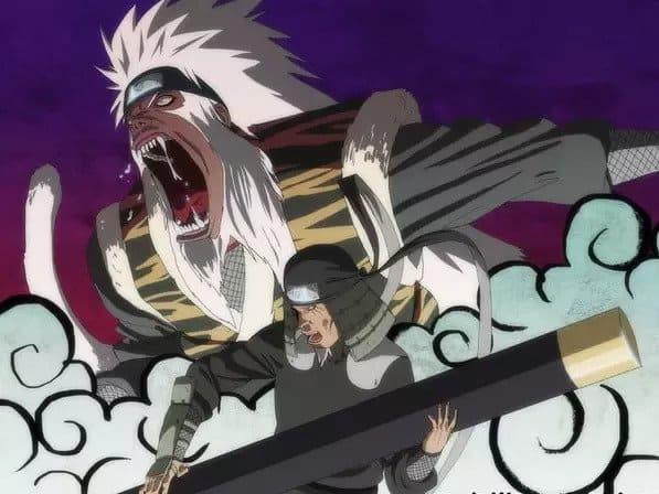 Hiruzen Sarutobi - Naruto