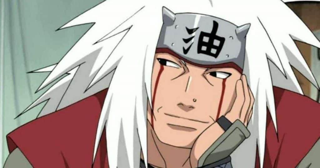 Jiraiya - Naruto