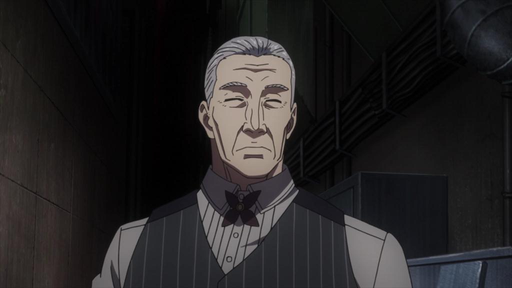 Kuzen Yoshimura - Tokyo Ghoul