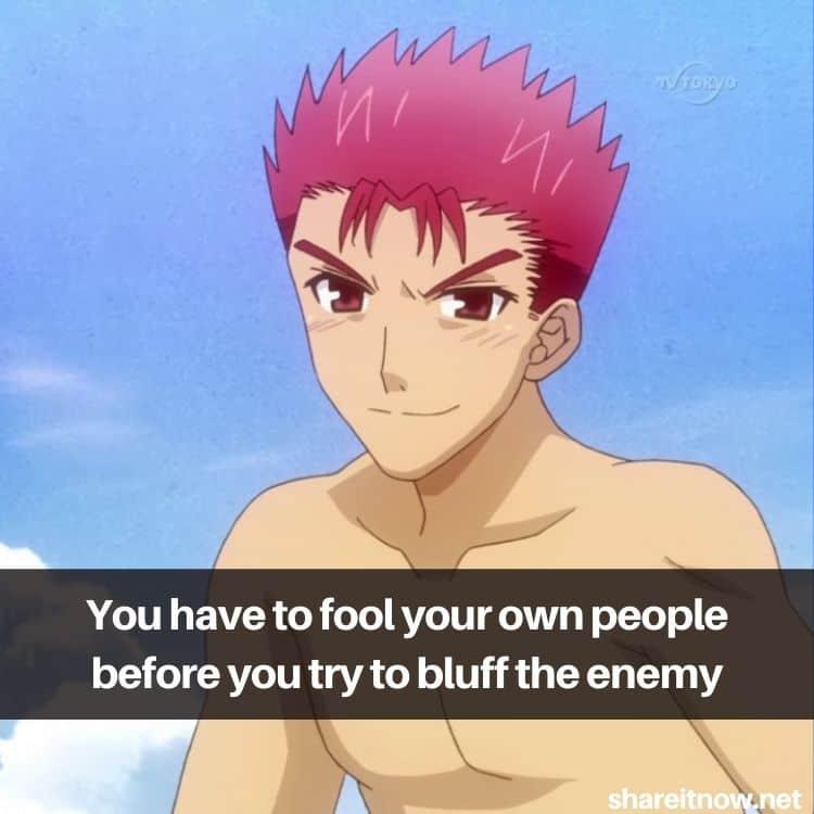 Sakamoto Yuuji quotes