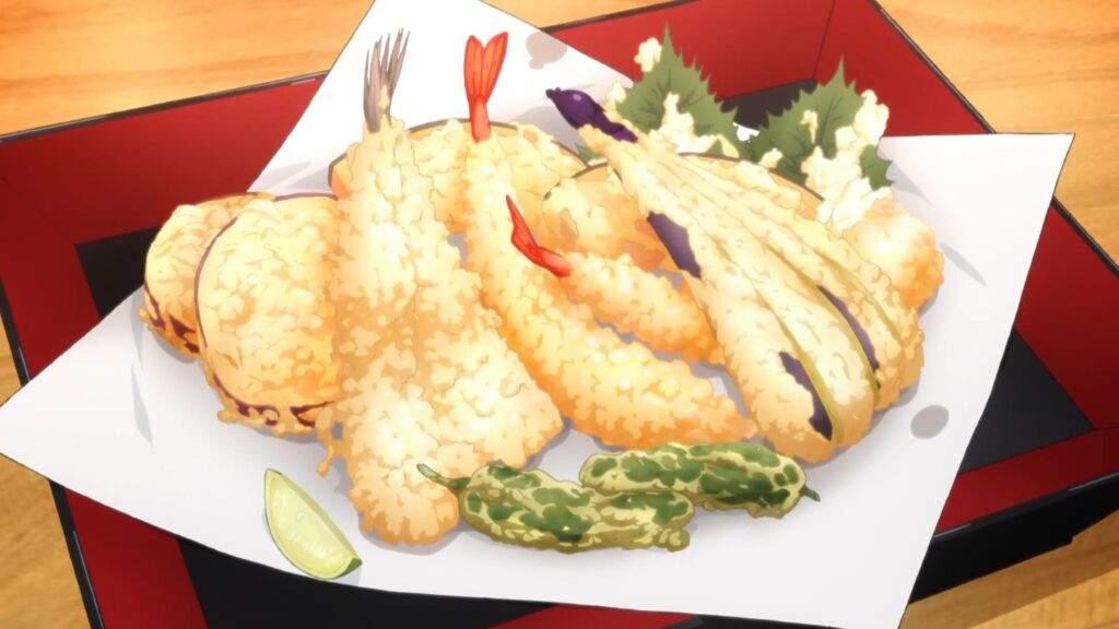 Shrimp Tempura Fry