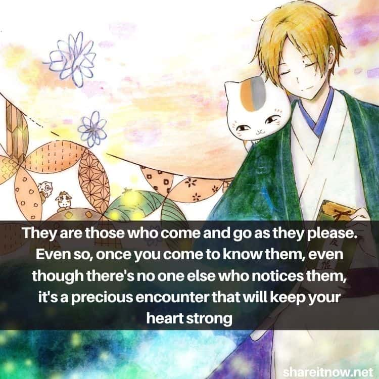 Takashi Natsume quotes