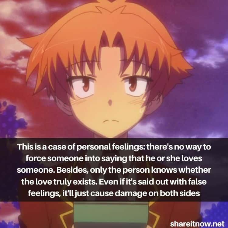 Yoshii Akihisa quotes